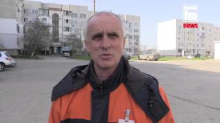 В Керчи на Солнечном сгорел трансформатор(Подробнее на http://Kerch.FM., 2016-04-08T08:59:43.000Z)
