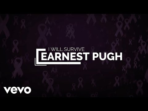 Earnest Pugh - Survive (Lyric Video)
