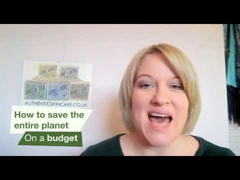 How to save the planet on a budget!