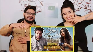 Indian Reaction On Getting Roasted By Random Girls In PUBG Mobile !!!