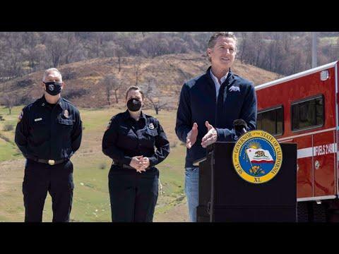 Governor Newsom Wildfire and Emergency Preparedness Investments