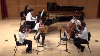 Schumann Piano Quintet in E-Flat Major Op. 44 I. Allegro Brilliante