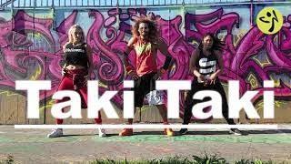 Download Taki Taki- DJ Snake ft Selena Gomez , Ozuna Cardi b ||  ZUMBA® & DANCE || BY BECHIR BEN DHIEF* Mp3 and Videos