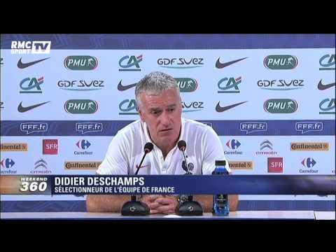 Football / Deschamps reste concentré sur la suite - 21/06