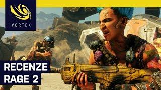 Recenze Rage 2. Perfektní pocit ze střelby sráží slabá náplň misí a neatraktivní open-world