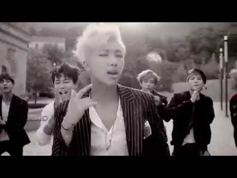 all bts mv but only the rap