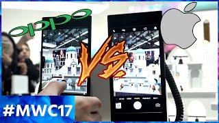 Oppo mise tout sur la photo pour concurrencer l'iPhone 7 Plus !
