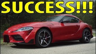 The 2020 Toyota Supra will SUCCEED!!!