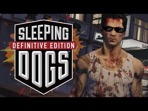 Sleeping Dogs - PREMAN GANTENG !! - Momen Lucu GTA Hong Kong