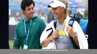 Rory McIlroy talks about how he met fiancee Erica Stoll... and why he called off engagement to ...
