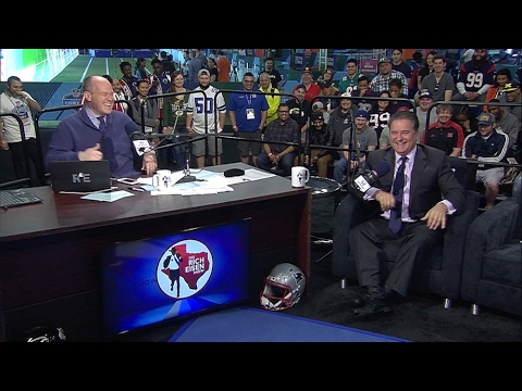 NFL Network Analyst Steve Mariucci Weighs in on Super Bowl 51 - 2/1/17