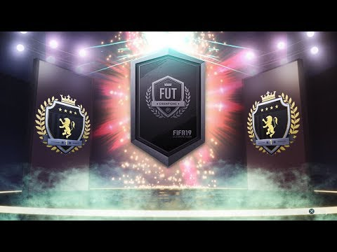 WALKOUT INFORM PACKED!! FUT CHAMPIONS REWARDS! FIFA 19 Ultimate Team