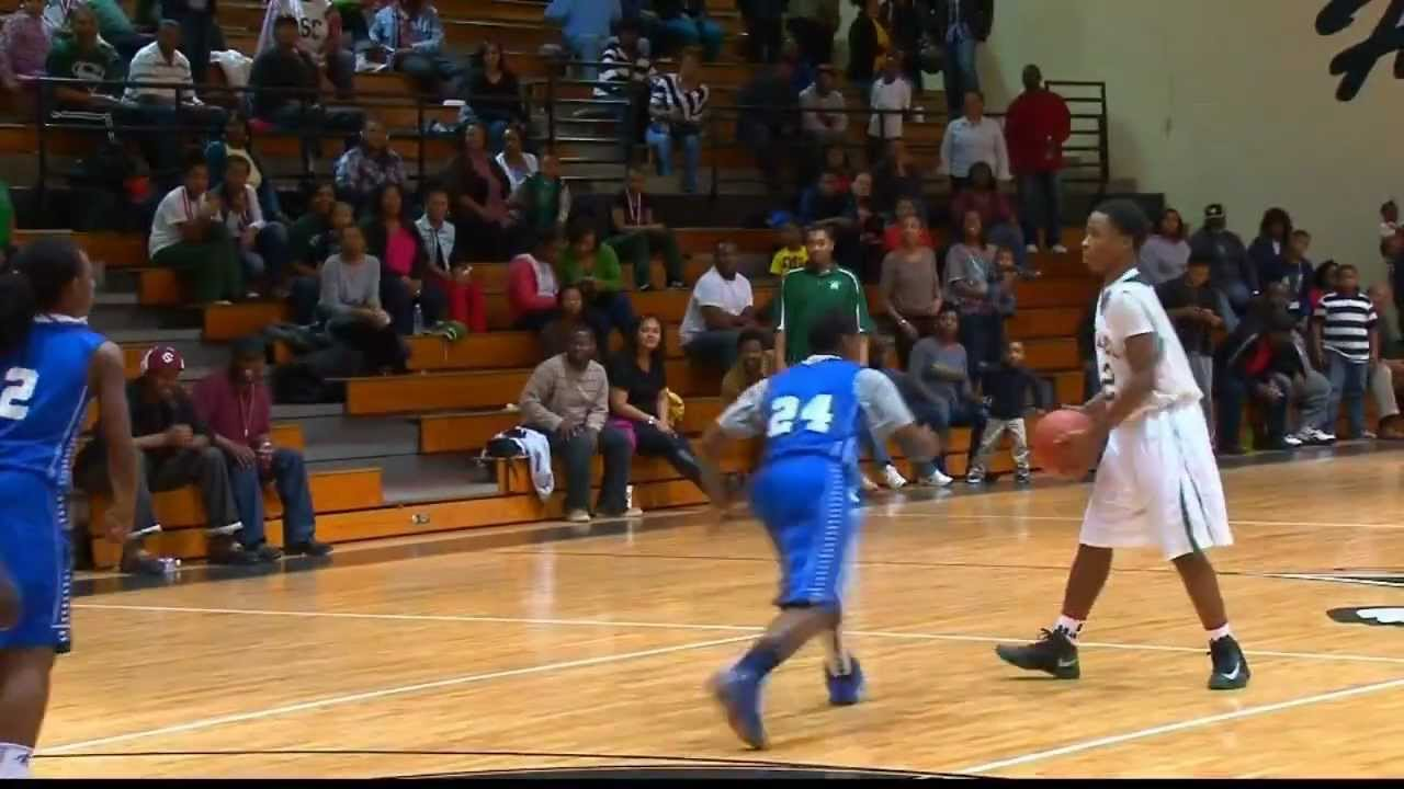 Being Little Doesnt Stop This S.C. Middle School Basketball Player - YouTube