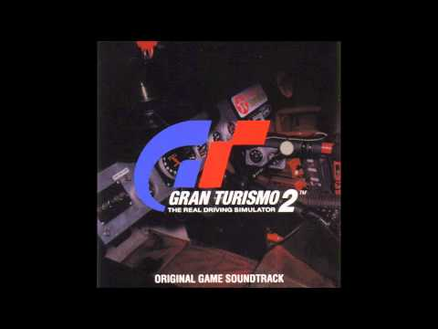 Gran turismo 2 саундтреки