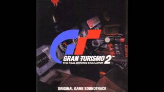 Gran Turismo 2 Original Game Soundtrack