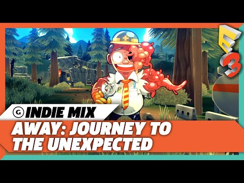 Befriend A Weird Cast Of Characters in Away: Journey To The Unexpected | E3 2017 Indie Mix