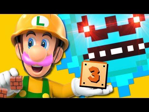 MY MULTIPLAYER IS BROKEN... | Super Mario Maker 2 - Part 3