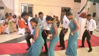 Video AFRICAN WEDDING MAIDS DANCING  NANA  BY BRACKET download MP3, 3GP, MP4, WEBM, AVI, FLV Juli 2018
