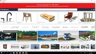 Sketchup Learning Day Video