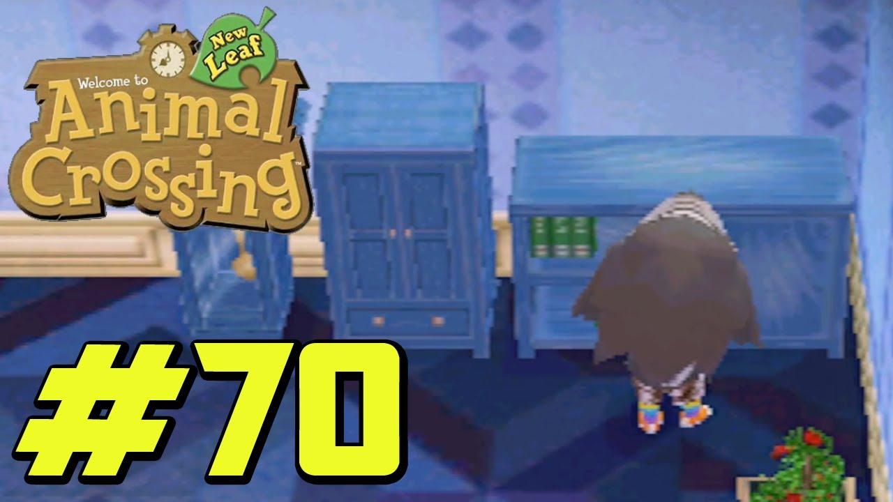 Lets Play ANIMAL CROSSING NEW LEAF #70: Dekoration des Hauses ...