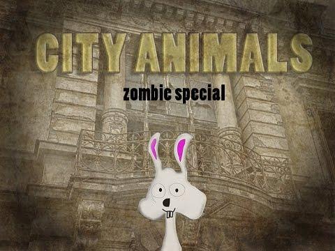 CityAnimals Zombie Special Mini episode 01 (theatrical cut)