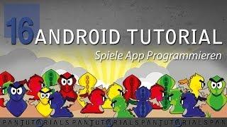 Android Tutorial Spiele App Programmieren 16 - Leben anzeigen