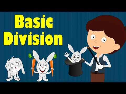 Basic Division for Kids