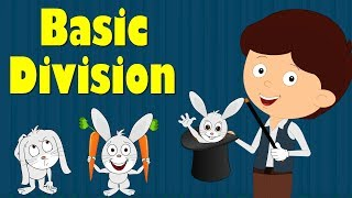 Basic Division for Kids | #aumsum #kids #education #science #learn