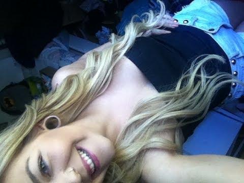 My New Blonde Hair! ♥