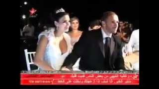 زفاف سيرين عبد النور العريس يجردها من ملابسها الداخلية