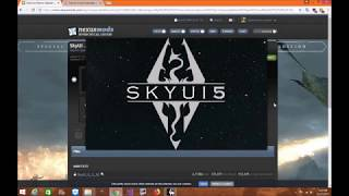 Skyrim SE: SkyUI And SKSE64 Mod Organizer 2 Installation Tutorial