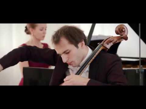 D. Shostakovich: Sonata for Cello and Piano, Christoph Croisé, Cello, Oxana Shevchenko, Piano