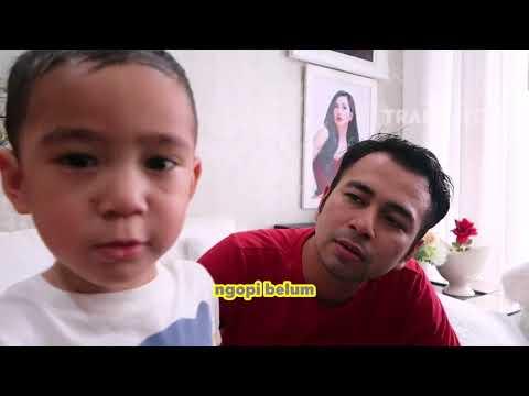 JANJI SUCI - Papa Dan Rafathar Sholat Jum'at (11/3/18) Part 1