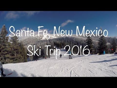 Santa Fe, New Mexico Ski Trip 2016