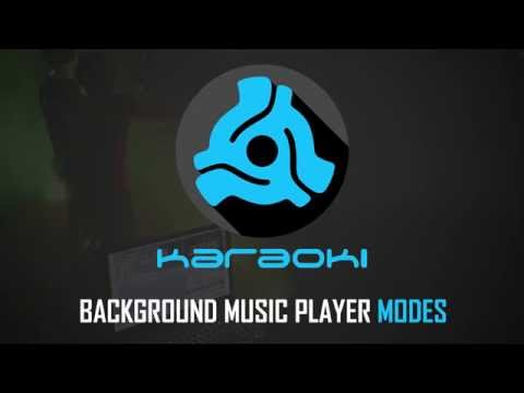 PCDJ Karaoki - Background Music Player (Filler Music) Modes