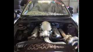 Performance car mainia