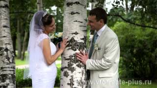 Свадебный клип в HD качестве  Катя и Игорь