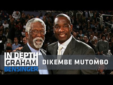 Dikembe Mutombo: Built my career on Bill Russell's advice