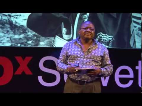 Ubuntu - our holistic approach to education: Banks Gwaxula at TEDxSoweto 2013