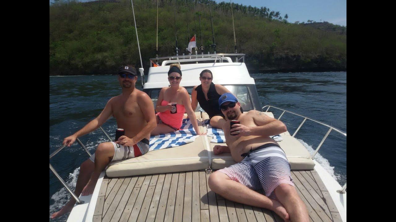 Boat Charter Bali Gili Lombok