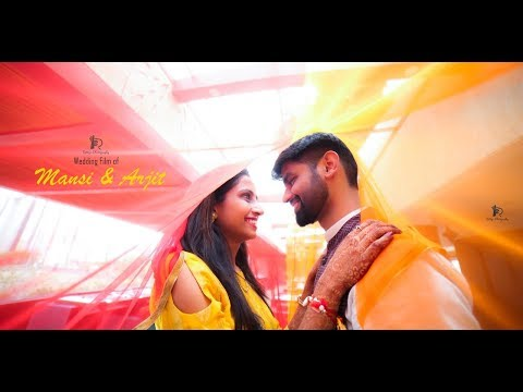 Rang dey | A wedding film | Mansi & Arjit | Rattys Photography