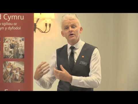 Gwyndaf Pritchard (General Manager) - Bodnant Welsh Food