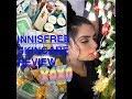 INNISFREE SKINCARE REVIEW- INIDA 2017