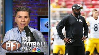 PFTOT: Mike Tomlin's job status, end game for Jalen Ramsey? | Pro Football Talk | NBC Sports