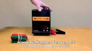 Gallagher B60 Fence Energizer
