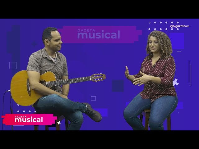 Gazeta Musical - MICHAEL STEPHAN (Bloco 4)