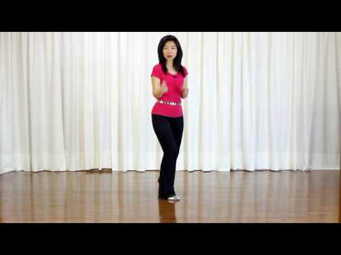 Vegas Baby! - Line Dance (Dance & Teach in English & 中文)