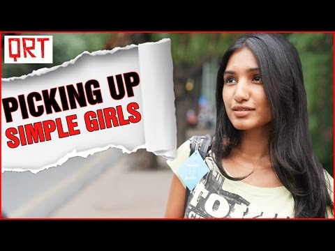 Thumbnail: How to Impress SHY GIRLS | Adult Comedy in Hindi | Delhi Girls Open Talk | Quick Reaction Team