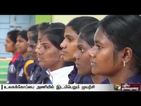 Tamil Nadu's Kabaddi Heroine - Anthoniammal