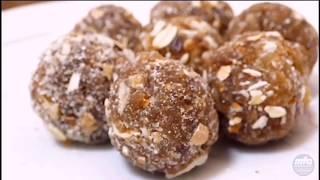 Datteln-Energy-Balls   Obst im Heiligen Koran